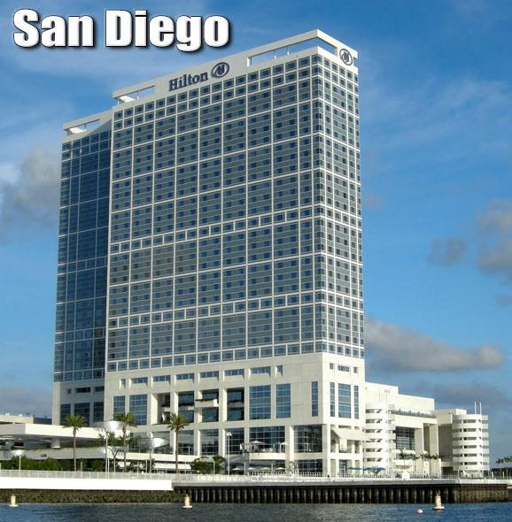 The Hilton Bayfront Hotel in San Diego is hosting the 2019 SMART TD Regional Meeting.